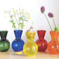 旬な季節を一緒に過ごしたい☆素敵なガラスのフラワーベースをピックアップ♪