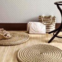 涼しい床で夏を過ごそう!DIYできるロープラグの作り方・使い方を紹介します♪
