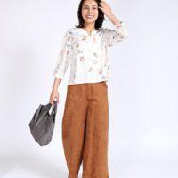 この秋最旬のファッションキーワード☆「レトロ」をテーマにした大人女子コーデまとめ♪
