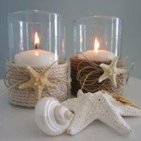 夏にぴったり&簡単♪貝殻やヒトデを使ったインテリアアイデア集♪