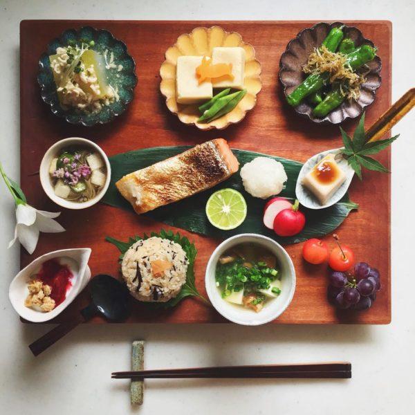 おしゃれにワンプレート和食を楽しもう♪インスタグラムで ...
