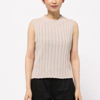 今大注目♪着るだけでお洒落になれる「リブ編み」アイテムのコーデ特集!