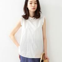 夏こそシャツの出番!1枚でも「楽チン&キチンと感」を叶えてくれるシャツコーデ☆