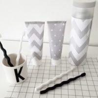 生活感をなくして洗面所をクラスUP♪DIYで作るおしゃれな歯磨き粉カバー実例集