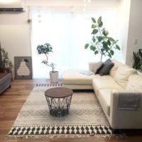 秋冬のアースカラーでほっと安心する部屋に♪色の統一でオシャレ部屋を目指そう!