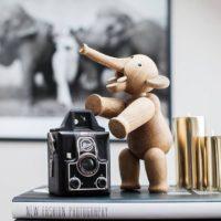 世界中で愛される北欧の木製玩具「カイ・ボイスン」。動物たちと暮らすお部屋コーデ集♪
