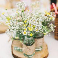 花を飾ろう♪ナチュラル派のための「かすみ草」を取り入れたインテリア実例
