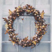 秋の恵みをインテリアに☆どんぐりや松ぼっくりで楽しむ、秋を感じるDIY特集♪