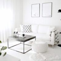 やっぱり白×黒がすき♡モノトーンで丸ごとコーディネートされた素敵なお家をご紹介☆