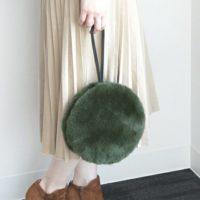 小さくても存在感たっぷりのファー小物で秋冬ファッションのセンスを磨こう