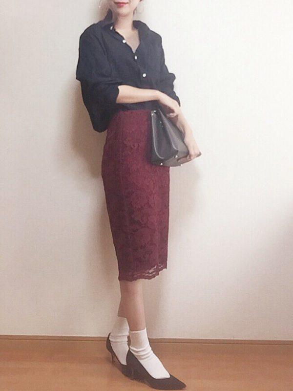 097b48243b678 GUで探す秋のスカートコーデ♪今年の自分に似合うスカートをプチプラで ...