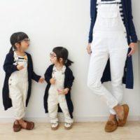 親子コーデを「モカシン」で揃えよう!おしゃれな親子のファッションコーデ集☆