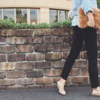 大人気のモロッコ靴☆快適可愛い「バブーシュ」の素敵コーデ集♪