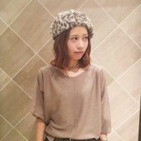 ベレー帽をプラスする!秋のコーデをもっと魅力的に輝かせるベレー帽コーデ集