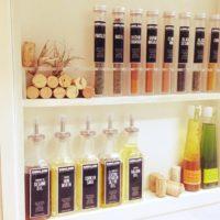 キッチンをお洒落に魅せるラベルや容器にこだわって調味料を素敵に飾ろう!
