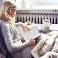 デキる女子はやっている!一人時間を上手に使って♡秋の夜長は読書を楽しもう