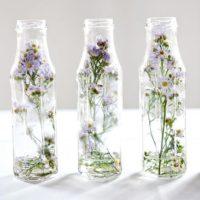 ガラス瓶でインテリア☆ガラス瓶で可愛く飾るインテリア特集
