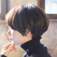 大人女性におすすめ♡子供っぽくならないマッシュ系ショートヘアのスタイル集