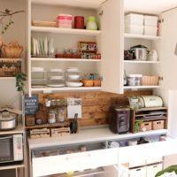 おしゃれで使いやすいキッチン収納アイデア40選☆使える100均アイテムもご紹介!