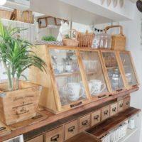 自分で作るから大満足☆お洒落なカフェ風キッチン実例集