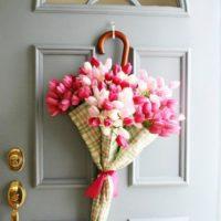 玄関だってもっとオシャレに☆海外の個性あふれる玄関リース特集