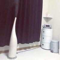 空気の乾燥が気になる季節!オシャレな加湿器のあるインテリアをご紹介します