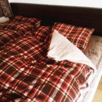 ニトリのNウォーム素材を使ったインテリアコーデでこの冬は寒さ知らずに過ごしたい!