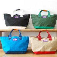 見せびらかしたい!オトナ可愛いノースフェイスパープルレーベルのバッグ特集!