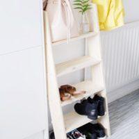 真似したいアイデアが満載!小さくても賢くておしゃれな靴収納☆