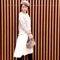 「UNTITLED(アンタイトル)」でエレガントな大人女性に♡秋のスカート&コーデをご紹介!