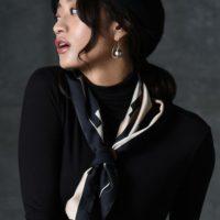 人気ドラマ「校閲ガール」がファショントレンド!可愛すぎるスカーフが大注目♡