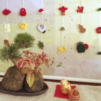 ふわもこのお正月飾り♡今年のお正月は手作り感のある飾りもプラスしてみては?