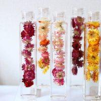 1年近くお花の美しさがキープ!お花の標本「ハーバリウム」を飾って女子力UP♡