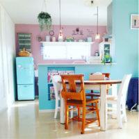 優しさもカッコよさもガーリーな雰囲気もだせる水色のお部屋コーディネート集