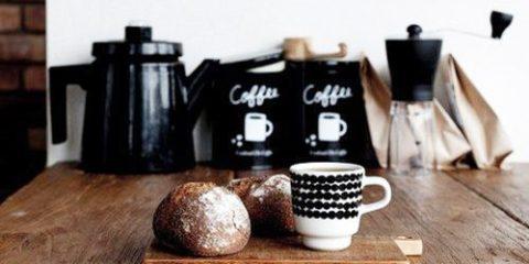 温かい飲み物が美味しい季節♡お家カフェコーナーでまったりしたい!