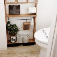 トイレのおしゃれ収納実例50選♪毎日使う空間だからこそ狭くても快適に!