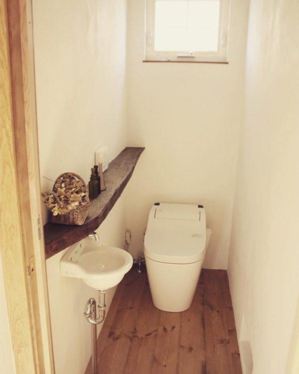 リラックスできるナチュラルトイレ2