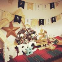300円均一が人気☆3COINSで今年のクリスマスディスプレイを素敵に飾ろう