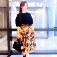 デザイン力で勝負☆ZARAのスカートで伝わる大人女子の魅力♡
