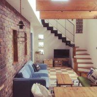お部屋を吹き抜けにして、開放感のある空間を手に入れてみては?