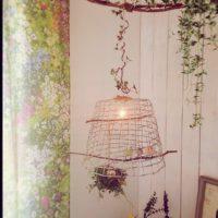 春は待ち遠しい今の季節にぴったり♡可愛い鳥かごをインテリアにアレンジしませんか?