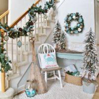 そろそろ準備!冬でも素敵、マリンライクなクリスマスデコレーション特集☆