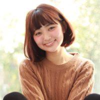 ぱっつんよりラウンドバング☆オシャレで小顔になれるヘアスタイル特集