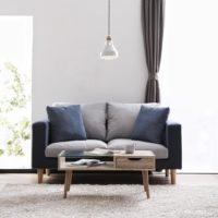 「レスモア」の家具や雑貨で「省略の美」があるインテリアコーデに挑戦♪