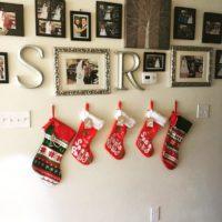 手軽なクリスマスアイテムならこれ☆クリスマス用靴下でお部屋に彩りをプラスしよう