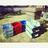トラスコの収納用品は、丈夫な機能性とデザイン性を兼ね備えた素敵アイテム♡