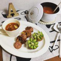 料理の見た目もワンランクアップ☆白いお皿を使ったテーブルコーデ集