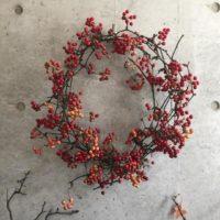 お家の中でも、季節を感じて。【サンキライ / 山帰来】を飾ってみませんか?