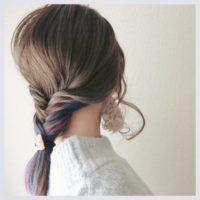 さりげなく個性を楽しむ♡インナーカラーで旬のヘアスタイルを作ろう!