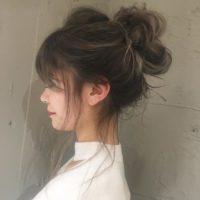 お団子のヘアスタイル集☆はんなり気品漂うスタイルから元気系までご紹介